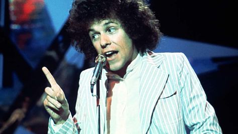 Rock: Leo Sayer Feels Like Dancing
