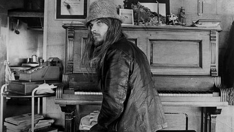 Leon Russell at the Fillmore East, 1970