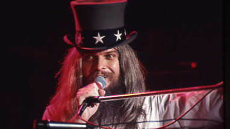 Rock: Leon Russell at the Fillmore East