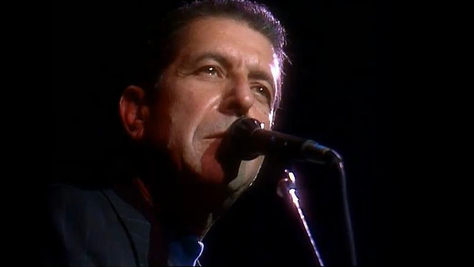 Rock: Leonard Cohen at Royal Albert Hall