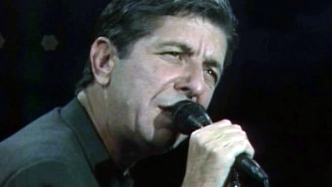 Happy 78th Birthday Leonard Cohen!