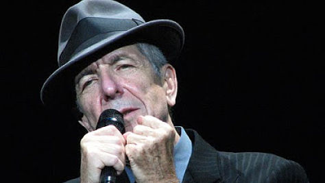 Folk & Bluegrass: Happy Birthday, Leonard Cohen!