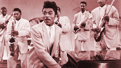 Rock: Little Richard's Boston Tea Party