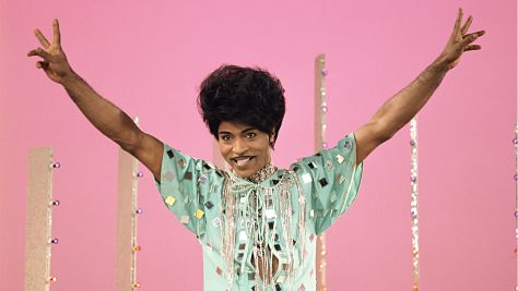 Rock: New to the Vault: Little Richard in 1970
