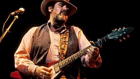 Blues: The Sting of Lonnie Mack's Flying V