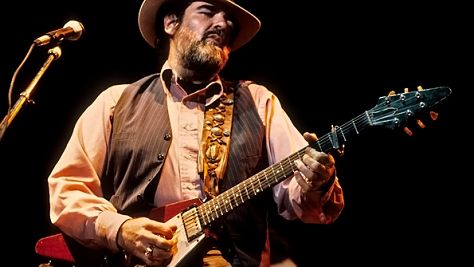 Uncut: Lonnie Mack at Tramps, '95