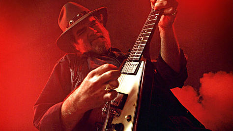 Lonnie Mack, Strictly the Blues