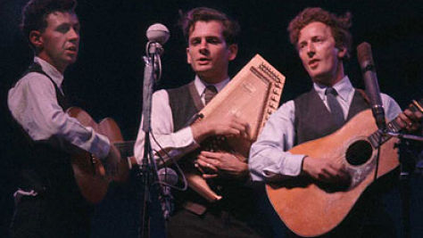 Folk & Bluegrass: New City Lost Ramblers at Ash Grove