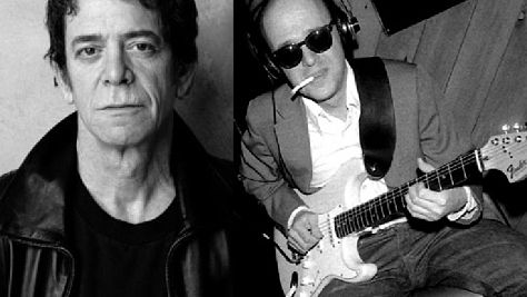 Rock: Lou Reed with Robert Quine, 1983