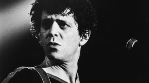 Lou Reed at the Bottom Line, '77