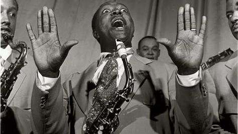 Louis Jordan Lets the Good Times Roll