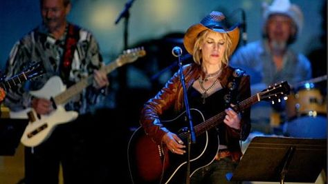 Country: Lucinda Williams at Tramps, '98