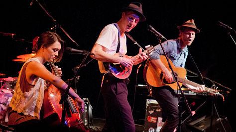 Indie: Video: The Lumineers in Austin, 2012