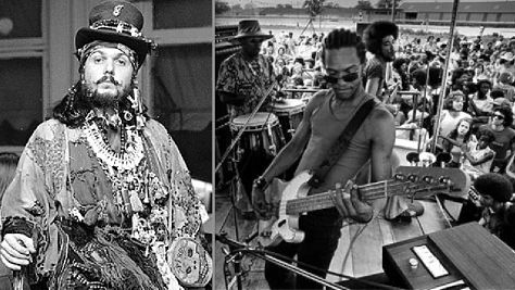 Rock: Funk Fridays: The Meters Meet Dr. John