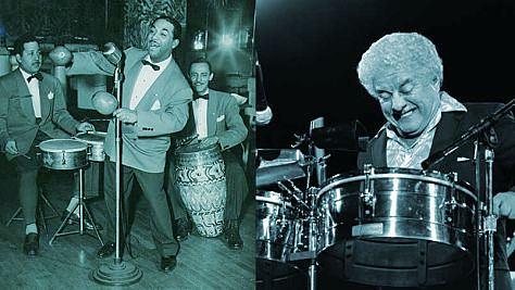 Jazz: Tito Puente & Machito Orchestra, '78