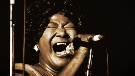 Folk & Bluegrass: The Majesty of Mahalia Jackson