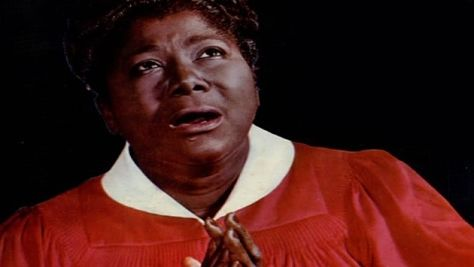 Folk & Bluegrass: Mahalia Jackson in New Orleans