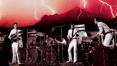 Jazz: Mahavishnu Orchestra Blasts Off
