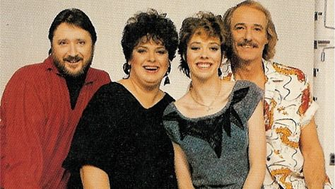 Rock: The Mamas & the Papas in Halifax, '82
