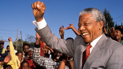 Video: Nelson Mandela's 1990 U.S. Tour