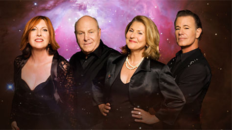 Manhattan Transfer Swings Out