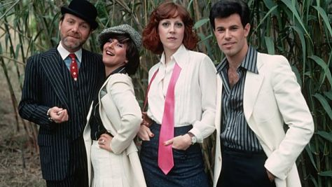 Manhattan Transfer's Vocalese Magic