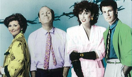Jazz: Manhattan Transfer's Hip Harmonies
