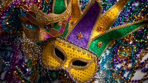 It's Mardi Gras, Y'all!