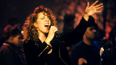 Rock: Mariah Carey's 'MTV Unplugged' Set