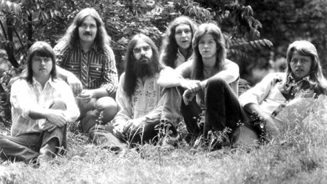 Marshall Tucker Band in England