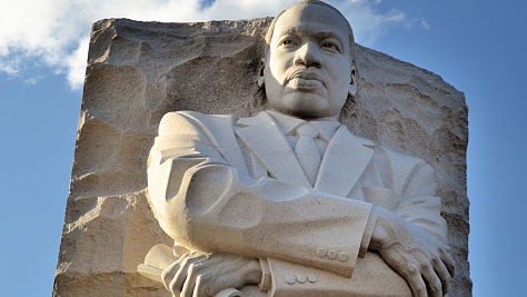 A Martin Luther King Tribute