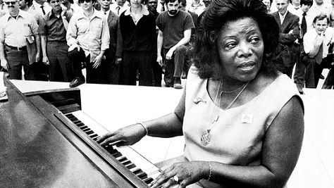 Mary Lou Williams' Carnegie Duet