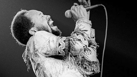 Rock: Maurice White is 'Mighty Mighty'
