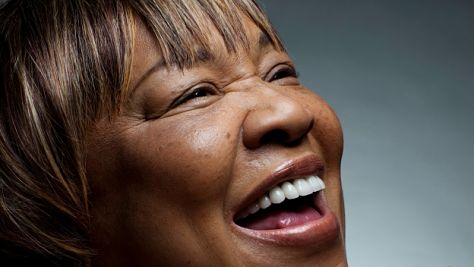 Folk & Bluegrass: Mavis Staples Makes a Joyful Noise