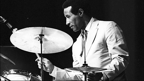 Remembering Drumming Great Max Roach
