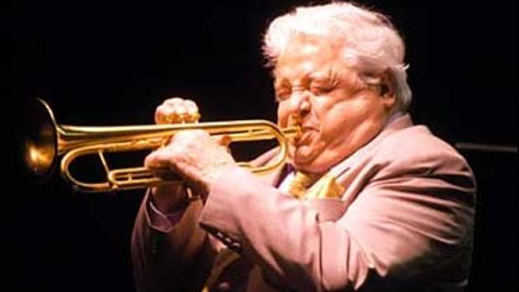 Maynard Ferguson Hits the High Note