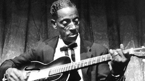 Blues: A Salute to Missississippi Fred McDowell