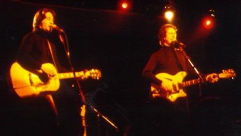 Roger McGuinn & Gene Clark Unplugged