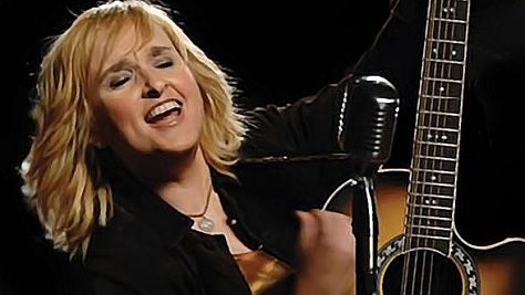 Rock: Melissa Etheridge, Intimate and Unplugged