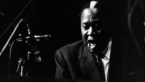 Memphis Slim's Deep Blue Testifying