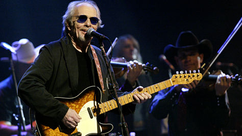 Country: Merle Haggard Is What He Is