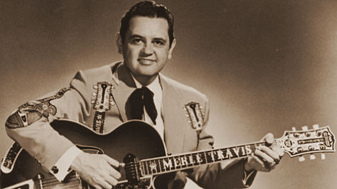 Country: Merle Travis at Ash Grove, 1966