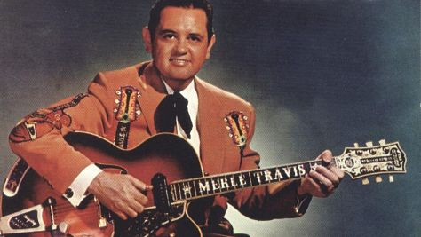 Country: Merle Travis at the Ash Grove, 1966