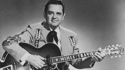 Remembering Merle Travis