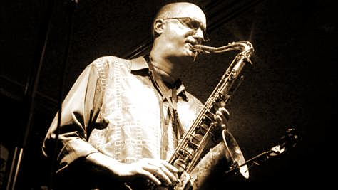 Jazz: Video: Michael Brecker at Newport, '98