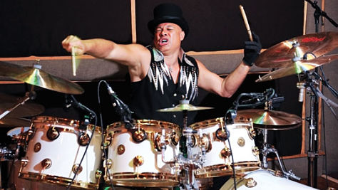 Rock: Narada Michael Walden at San Quentin, '92
