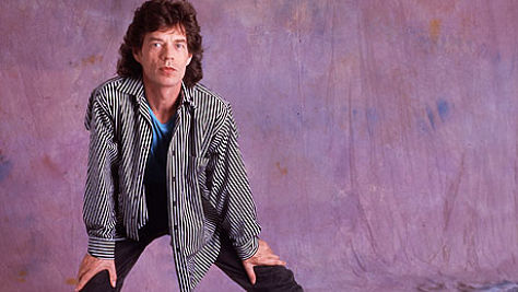 Rock: Video: Mick Jagger in Tokyo Dome, '87