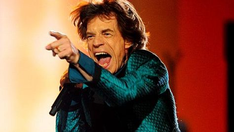 Happy Birthday, Mick Jagger!