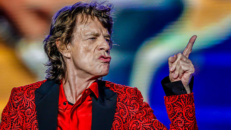 Rock: Ol' Man Jagger Just Keeps Rolling Along