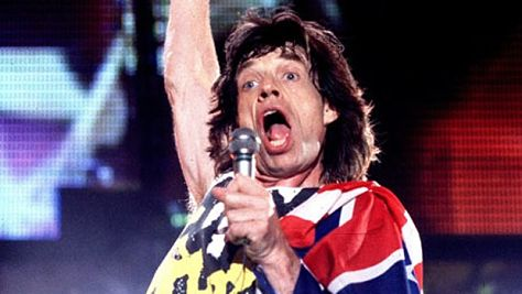 Rock: The Rolling Stones in New Orleans, '94